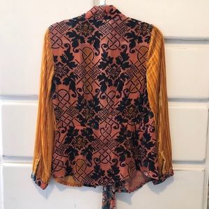 NWT!! Moulinette Soeurs blouse